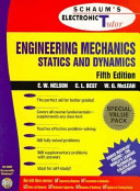 Schaum's outline of theory and problems of engineering mechanics, statics, and dynamics