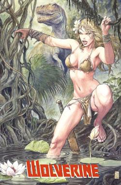 Wolverine n. 283 - Variant Cover Milo Manara