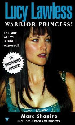 Lucy Lawless, Warrior Princess!