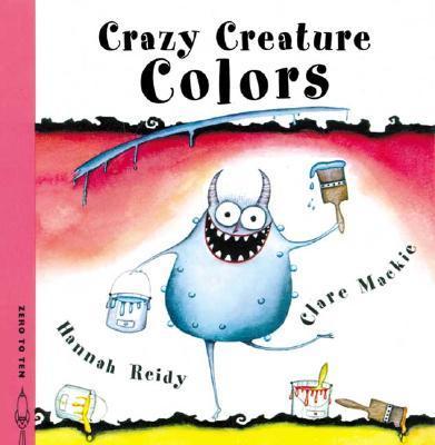 Crazy Creature Colors