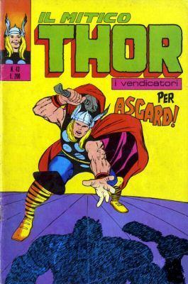 Il mitico Thor n. 43