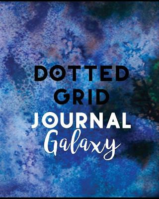 Dotted Grid Journal Galaxy