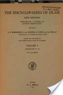 The Encyclopaedia of Islam