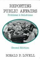 Reporting Public Affairs