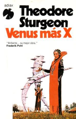 Venus más X
