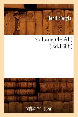 Sodome (4e ed.) (ed.1888)
