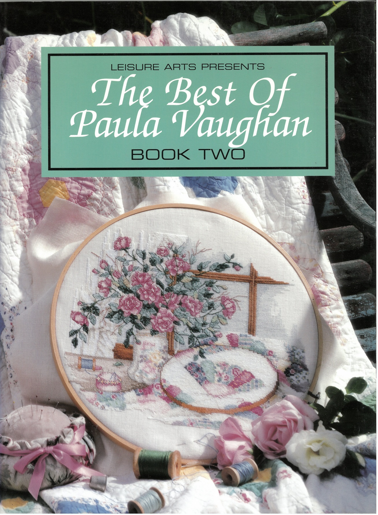The Best of Paula Vaughan, Book Two