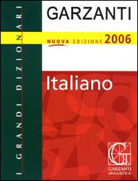 Dizionario italiano 2006