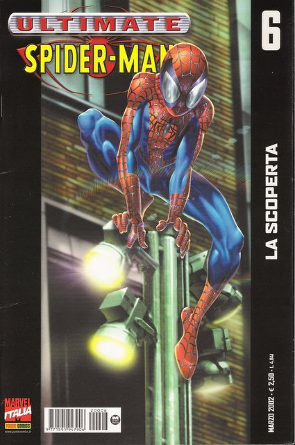 Ultimate Spider-Man n. 6