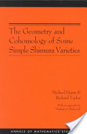 The geometry and cohomology of some simple Shimura varieties