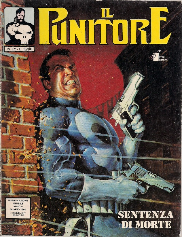 Il Punitore n. 12
