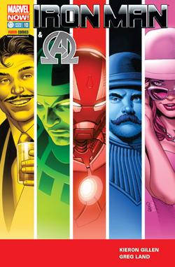 Iron Man & New Avengers n. 10