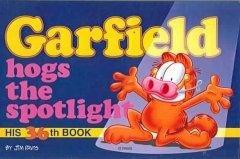 Garfield Hogs the Sp...