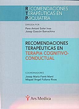 Recomendaciones terapéuticas en terapia cognitivo-conductual