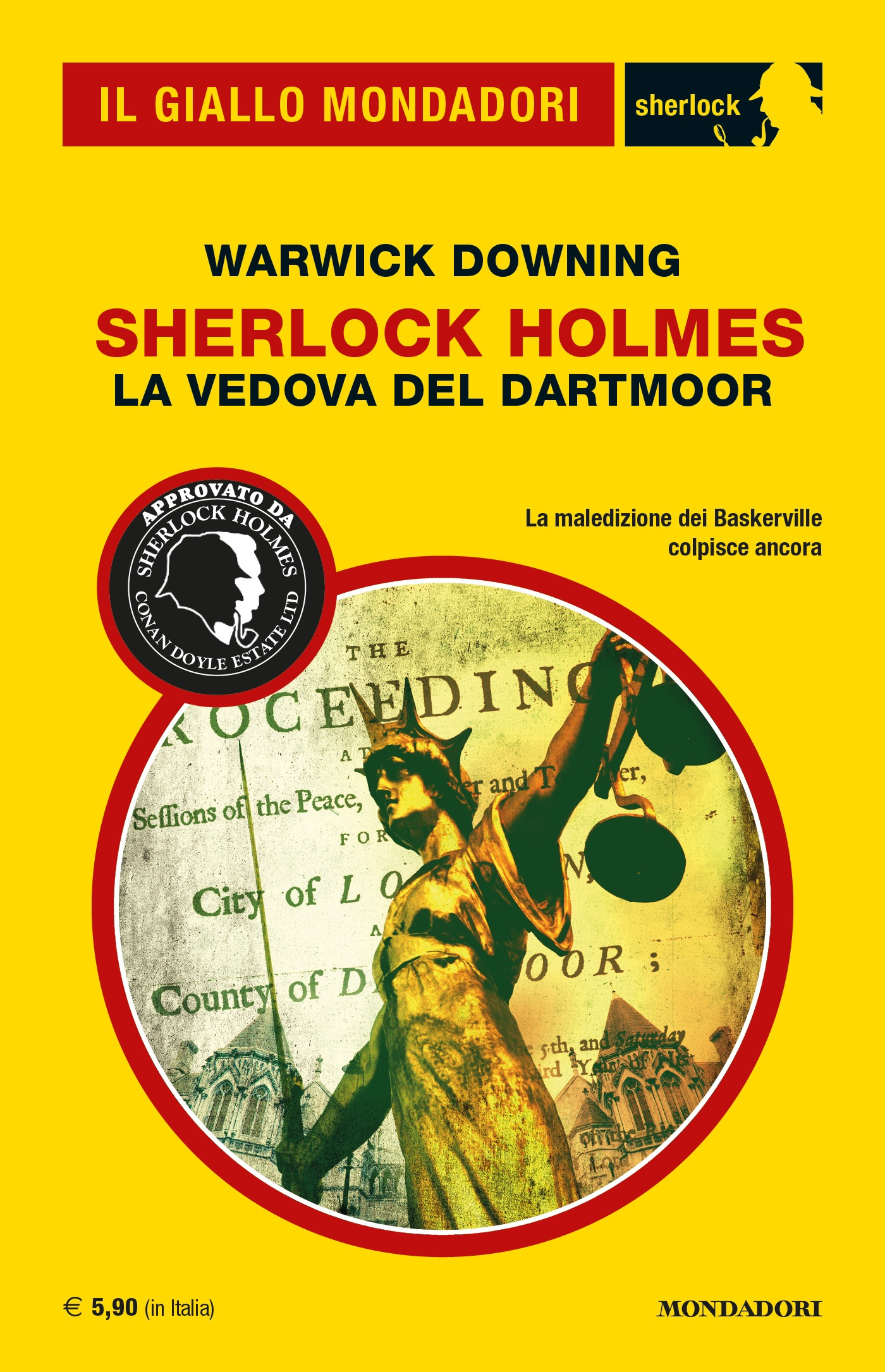 Sherlock Holmes, la Vedova del Dartmoor