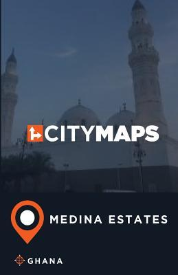 City Maps Medina Estates Ghana
