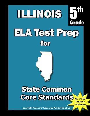 Illinois 5th Grade Ela Test Prep