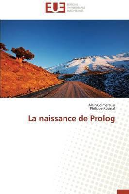 La Naissance de Prolog