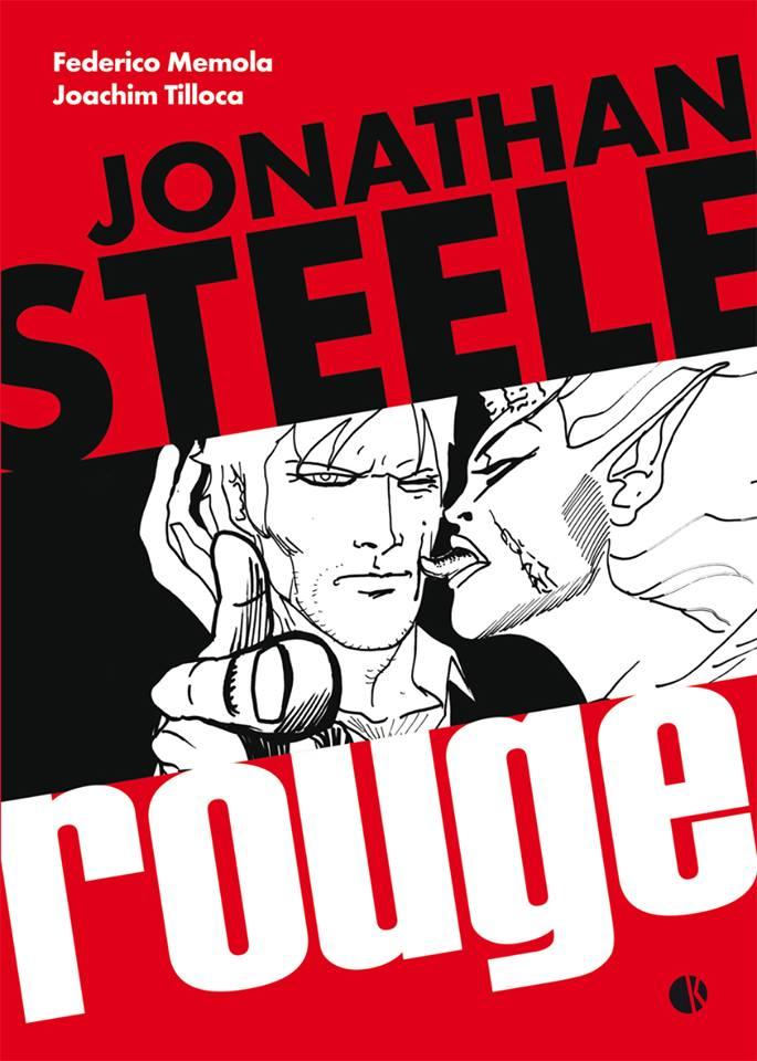 Jonathan Steele Rouge