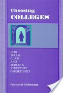 Choosing Colleges