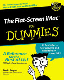 Flat screen iMac for dummies