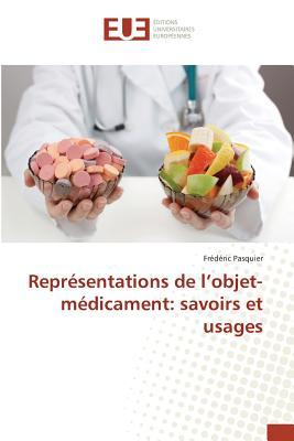 Représentations de l'Objet-Medicament