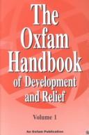 The Oxfam Handbook of Development and Relief