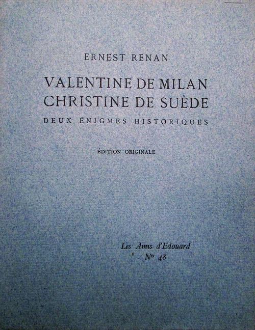 Valentine de Milan, ...