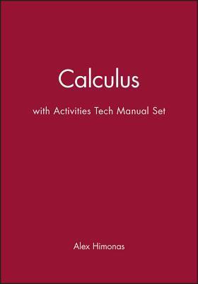 Calculus 1st Ed + Activities Tech Manual