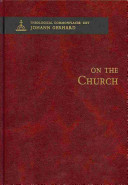 Theological Commonplaces