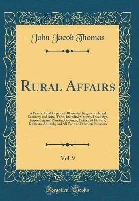 Rural Affairs, Vol. ...