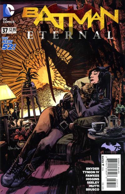 Batman Eternal Vol.1 #37