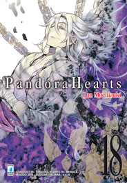 Pandora Hearts vol. 18