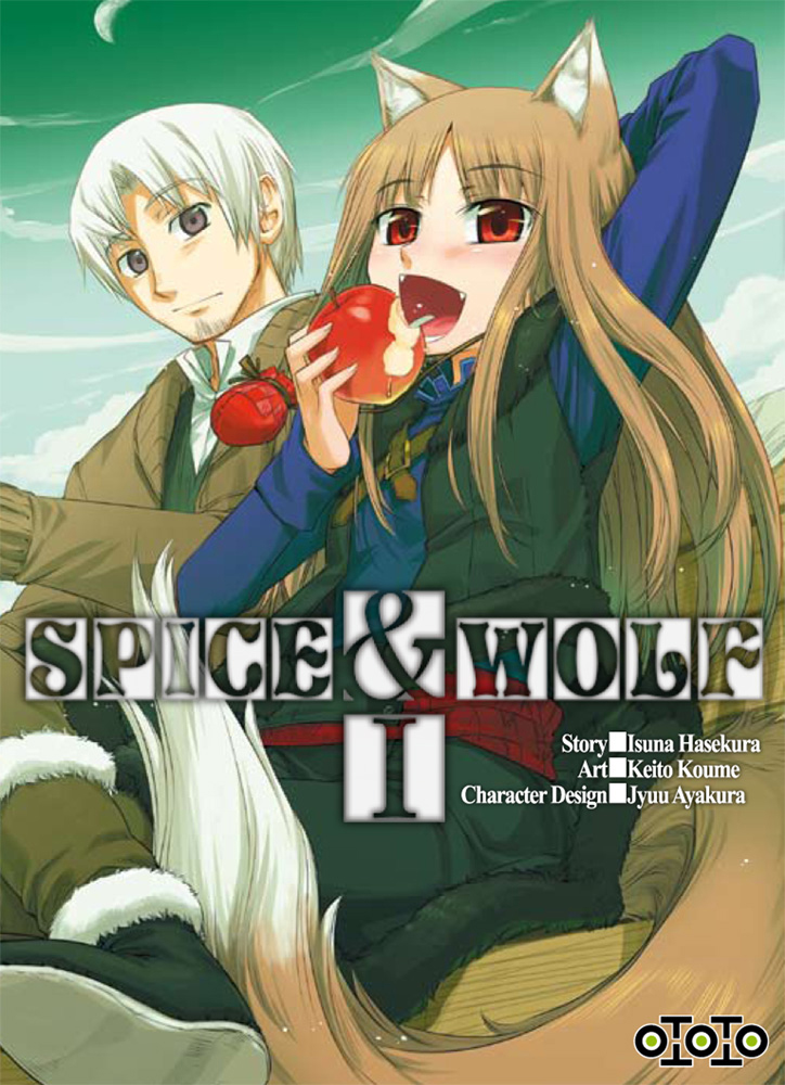 Spice & Wolf, Tome 1