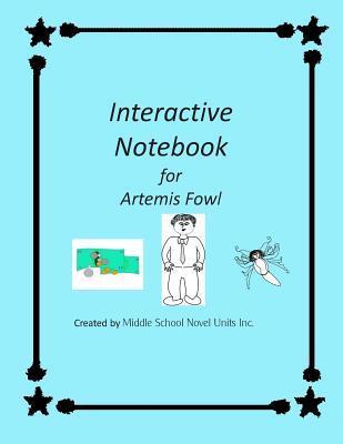 Artemis Fowl Interactive Notebook