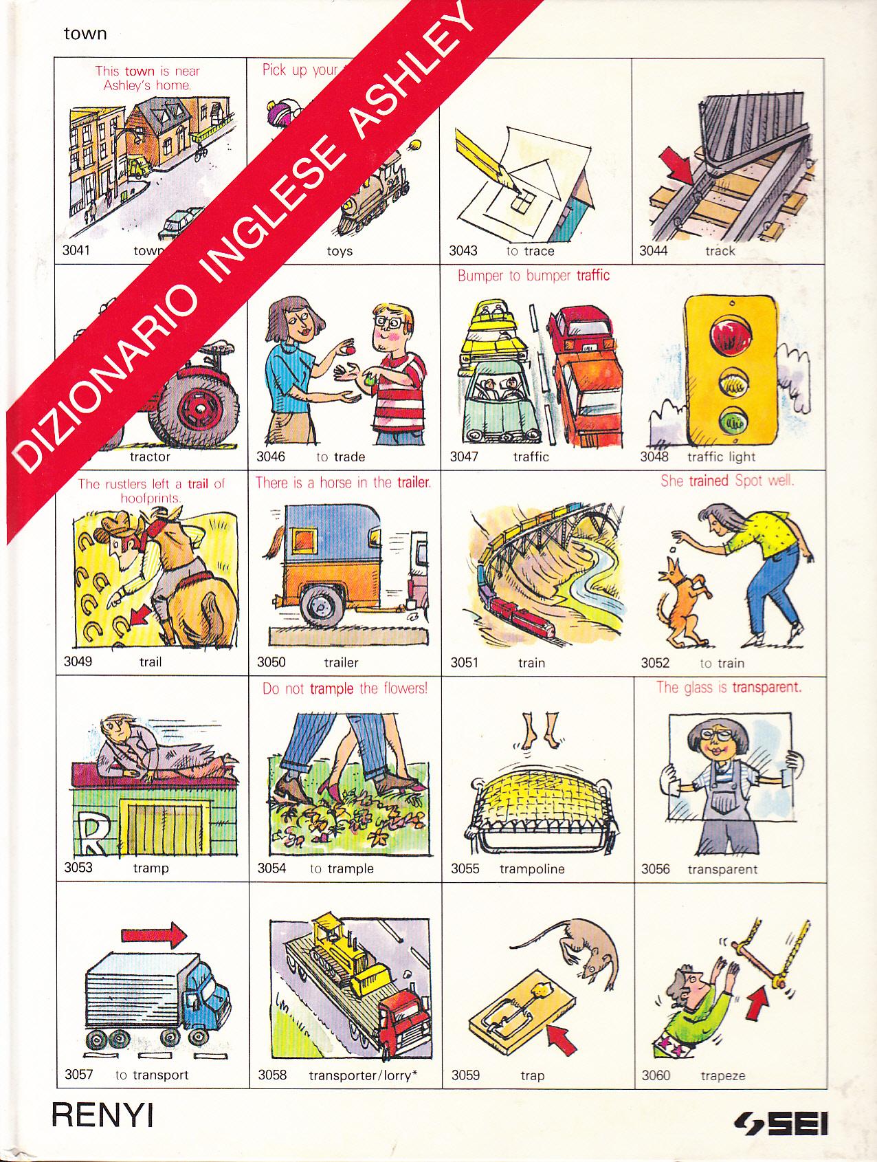 Dizionario inglese Ashley