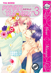 Private Teacher!, Vol.3