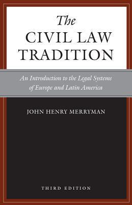 The Civil Law Tradit...