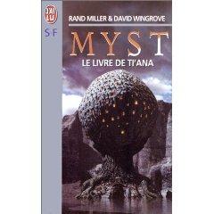 Myst Le livre de Ti'Ana
