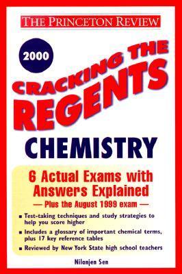 Cracking the Regents Chemistry