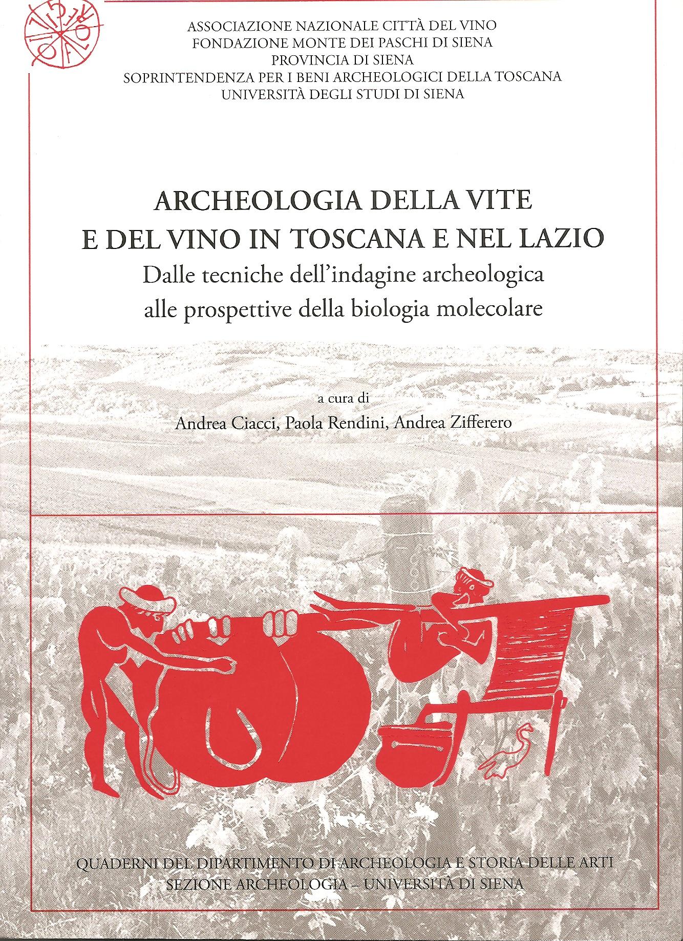 Archeologia della vite e del vino in Toscana e nel Lazio