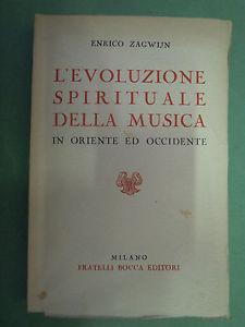 L'evoluzione spirituale della musica in oriente ed occidente