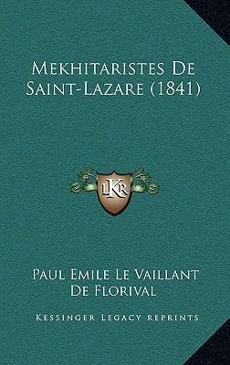 Mekhitaristes de Saint-Lazare (1841)