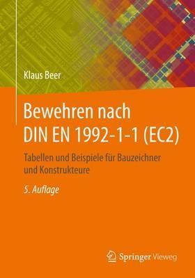 Bewehren Nach Din En 1992-1-1 - Ec2