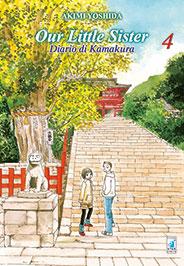 Our Little Sister - Diario di Kamakura vol. 4