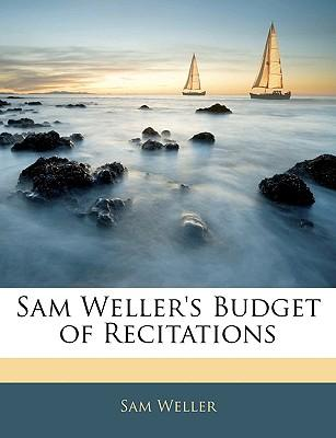 Sam Weller's Budget ...