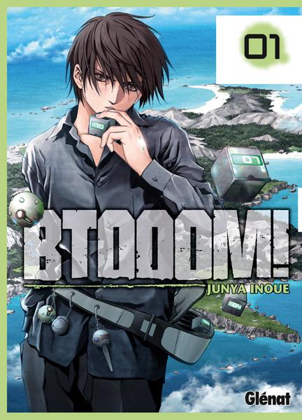 Btooom!, Tome 1