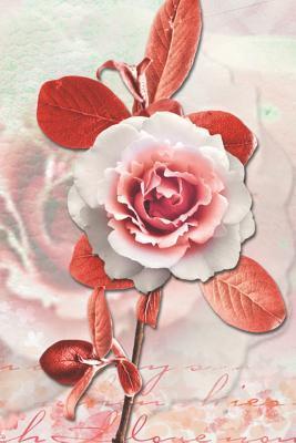 Vintage Floral Scrapbook Art Journal