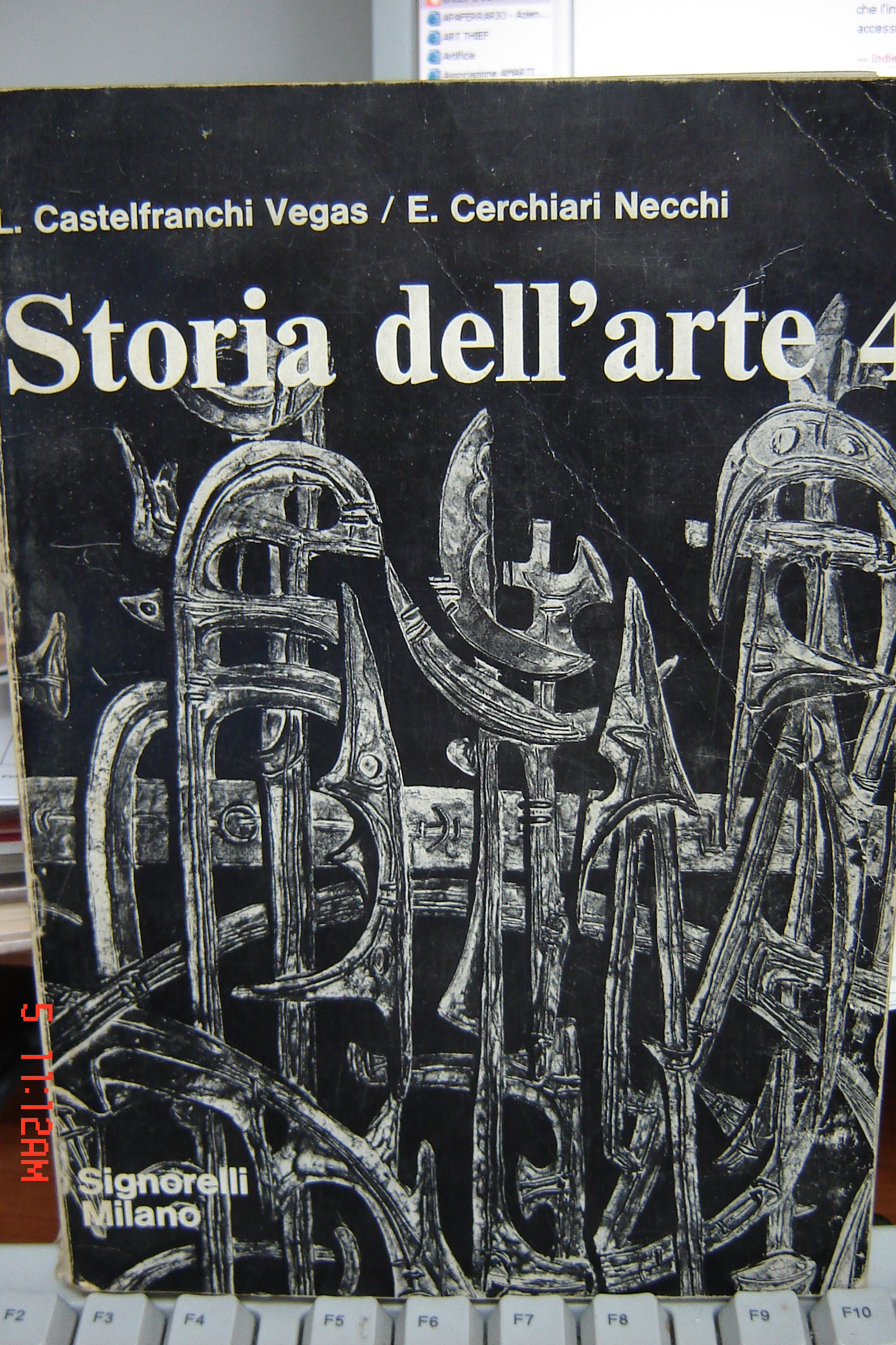 Storia dell'arte Volume 4