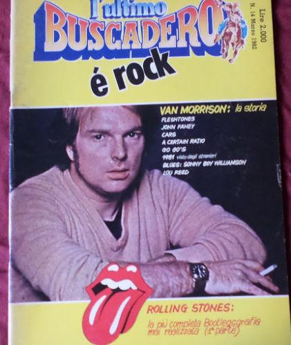 L'ultimo buscadero n. 14 (marzo 1982)
